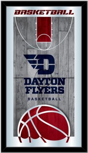 Dayton Flyers Basketball Mirror