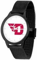 Dayton Flyers Black Mesh Statement Watch