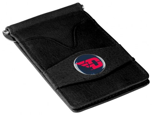 Dayton Flyers Black Player's Wallet