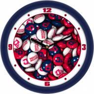 Dayton Flyers Candy Wall Clock