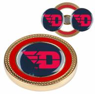 Dayton Flyers Challenge Coin with 2 Ball Markers
