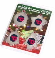 Dayton Flyers Christmas Ornament Gift Set