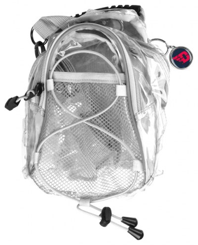 Dayton Flyers Clear Event Day Pack