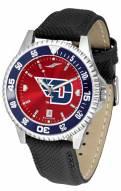 Dayton Flyers Competitor AnoChrome Men's Watch - Color Bezel