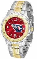 Dayton Flyers Competitor Two-Tone AnoChrome Men's Watch