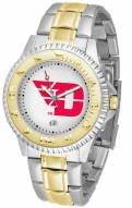 Dayton Flyers Competitor Two-Tone Men's Watch