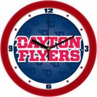 Dayton Flyers Dimension Wall Clock