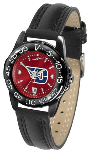 Dayton Flyers Ladies Fantom Bandit AnoChrome Watch