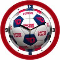 Dayton Flyers Soccer Wall Clock