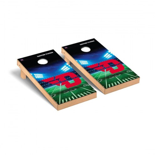 Dayton Flyers Stadium Cornhole Game Set