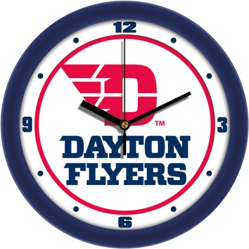 Dayton Flyers Traditional Wall Clock