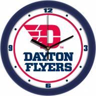 Dayton Flyers Traditional Wall Clock