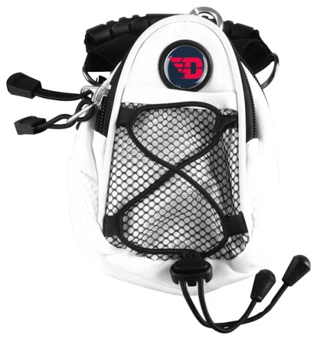 Dayton Flyers White Mini Day Pack