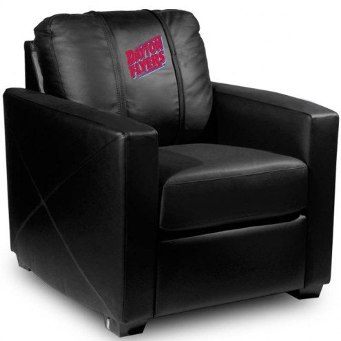 Dayton Flyers XZipit Silver Club Chair