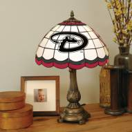 Arizona Diamondbacks MLB Stained Glass Table Lamp