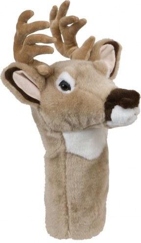 Deer Golf Driver Head Cover