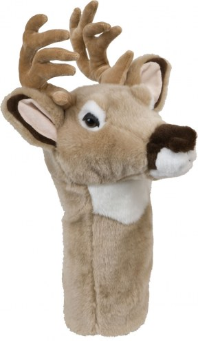Deer Golf Driver Head Cover