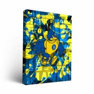 Delaware Blue Hens Fight Song Canvas Wall Art