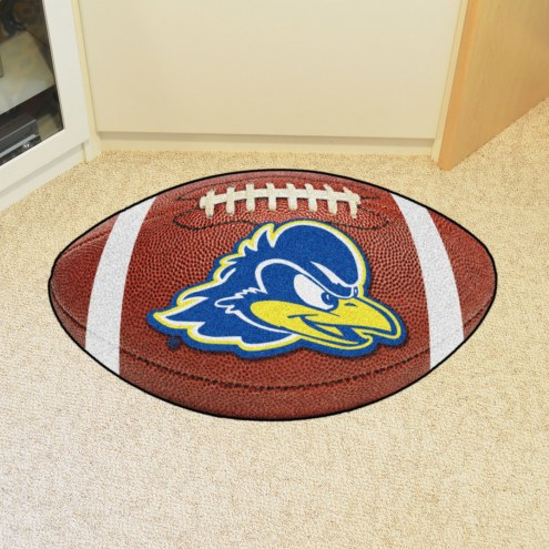 Delaware Blue Hens Football Floor Mat