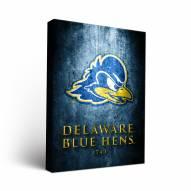 Delaware Blue Hens Museum Canvas Wall Art