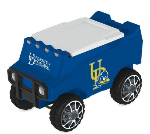 Delaware Blue Hens Remote Control Rover Cooler