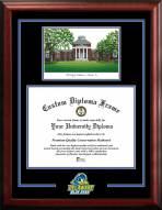 Delaware Blue Hens Spirit Graduate Diploma Frame