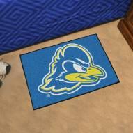 Delaware Blue Hens Starter Rug