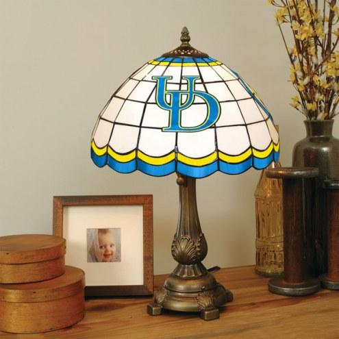 Delaware Blue Hens Tiffany Table Lamp