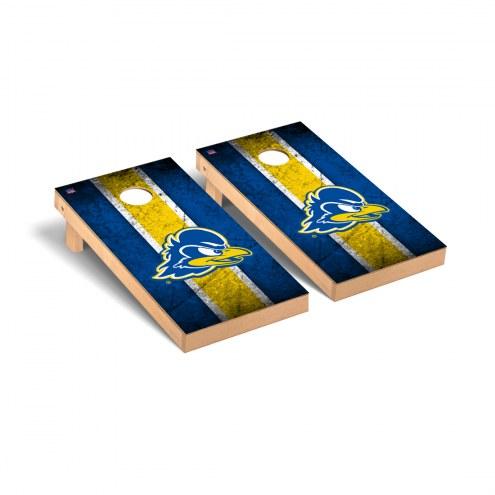 Delaware Blue Hens Vintage Cornhole Game Set