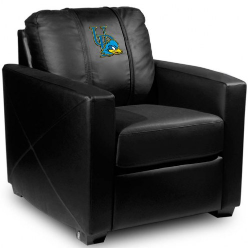 Delaware Blue Hens XZipit Silver Club Chair