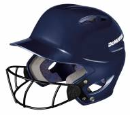 Demarini Paradox Protégé Pro Batting Helmet with Fastpitch Softball Mask