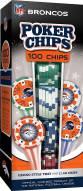 Denver Broncos 100 Poker Chips
