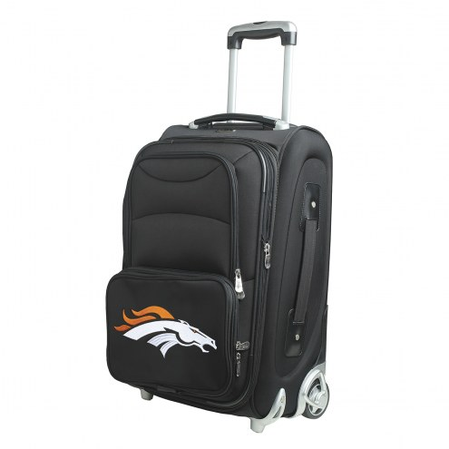 "Denver Broncos 21"" Carry-On Luggage"