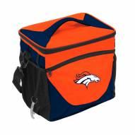 Denver Broncos 24 Can Cooler