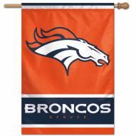 """Denver Broncos 27"""" x 37"""" Banner"""