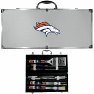 Denver Broncos 8 Piece Tailgater BBQ Set