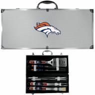 Denver Broncos 8 Piece Tailgater BBQ Set