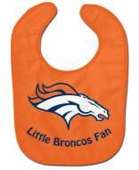 Denver Broncos All Pro Little Fan Baby Bib