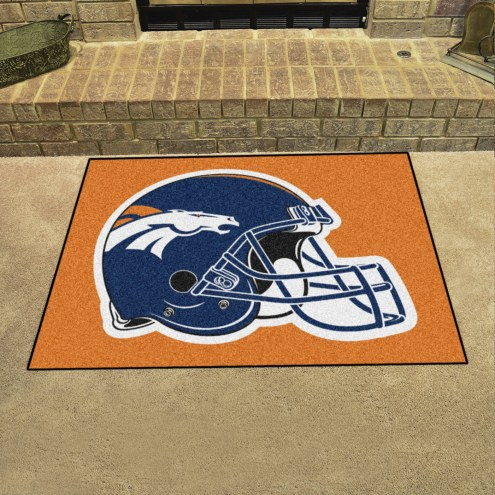 Denver Broncos All-Star Mat