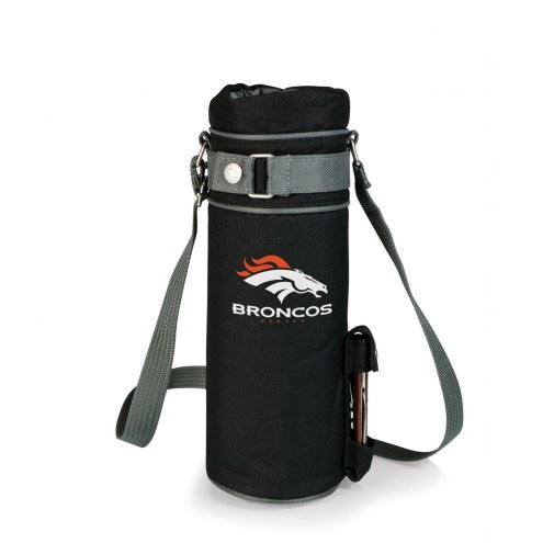 Denver Broncos Black Wine Sack