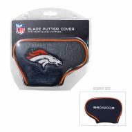 Denver Broncos Blade Putter Headcover