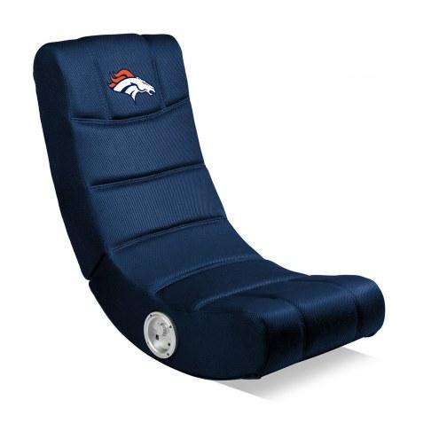 Denver Broncos Bluetooth Gaming Chair