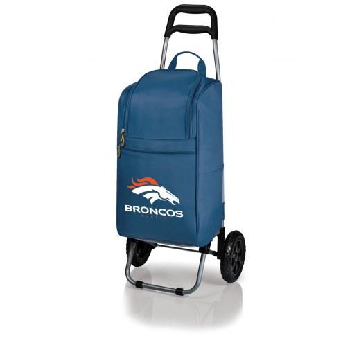 Denver Broncos Cart Cooler