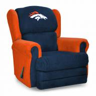 Denver Broncos Coach Recliner