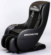 Denver Broncos Deluxe Gaming Massage Chair