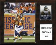 "Denver Broncos Demaryius Thomas 12"" x 15"" Player Plaque"