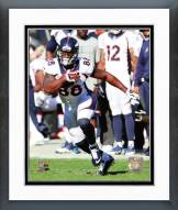 Denver Broncos Demaryius Thomas Action Framed Photo