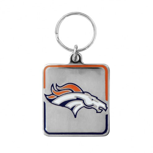 Denver Broncos Dog Collar Charm