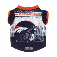Denver Broncos Dog Performance Tee