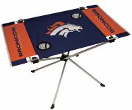 Denver Broncos Endzone Table